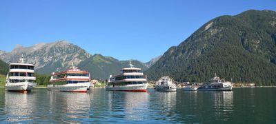 Lake Achensee Ship Cruises 2