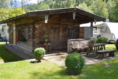 Alpine Camping & Caravan Site Mark 1