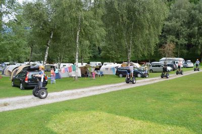 Alpine Camping & Caravan Site Mark 6