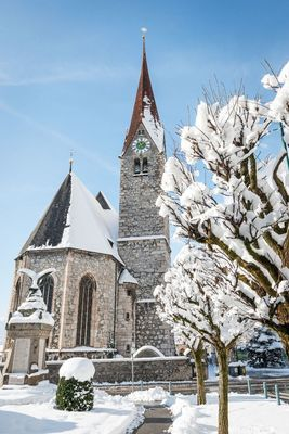 Parish church in Jenbach