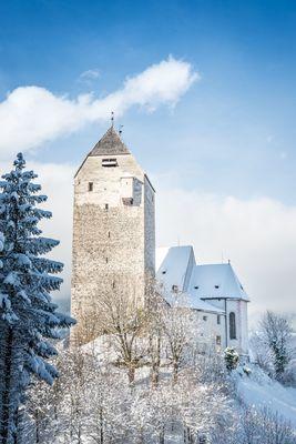 Winter in Schwaz