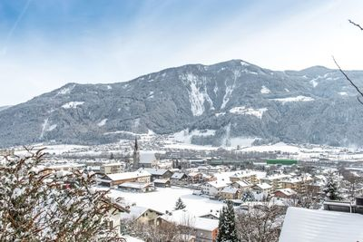 Jenbach im Winter