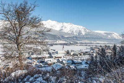 Winter in Kolsass