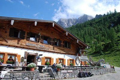 Binsalm Alp 1