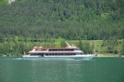 Lake Achensee Ship Cruises 10