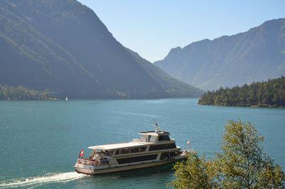 Lake Achensee Ship Cruises 4