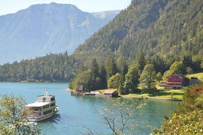 Lake Achensee Ship Cruises 5