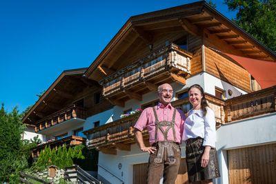 Ferienhaus Chalet Schlossblick 9