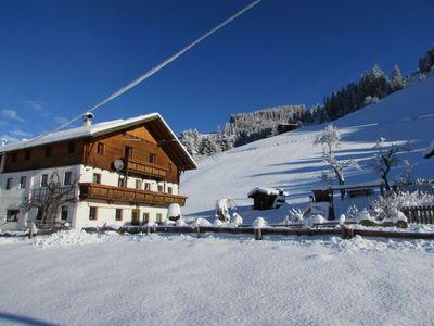 Floachhof im Winter