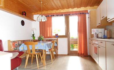 Holiday Apartment Ferienwohnung Alpina 6