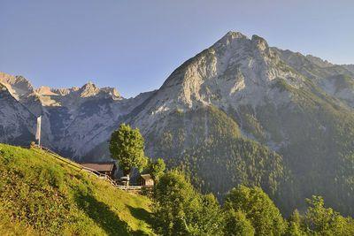 Over the Gan Alp to the Walder Alp 2