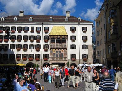 Altstadt Innsbruck 1
