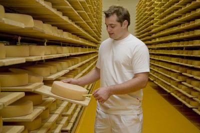 Hannes Esterhammer Measuring the Cheese