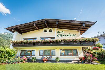 Haus Christine, Buch in Tirol 2