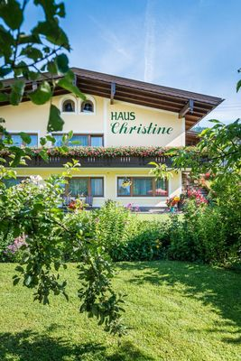 Haus Christine, Buch in Tirol 5