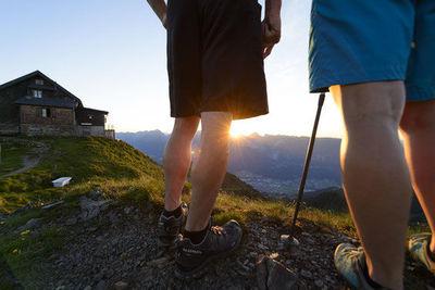 The Inntaler Höhenweg Trail 1