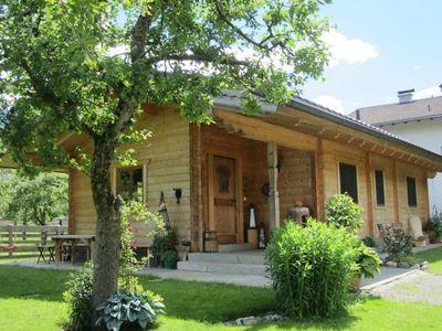 Mandlhof in summer