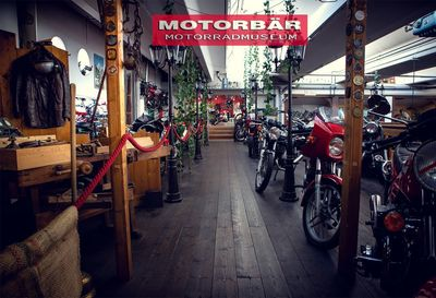 Motorcycle Museum. 1