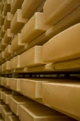 The Cheese Storage Room
