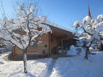 Mandlhof in winter