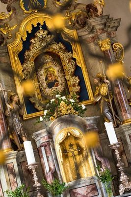 Maria Larch Chapel
