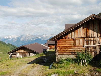 To the  Weidener Hütte Cabin via Bettlerweg (Beggar's Way)l 2