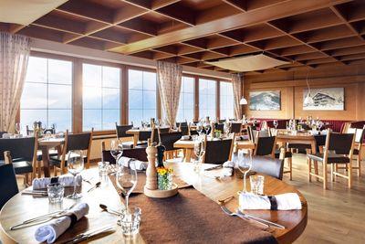 restaurant at hotel Frieden