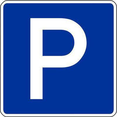 Parking Lot Vomperberg