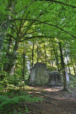 Bible Trail - Rottenburg Castle Ruin 3