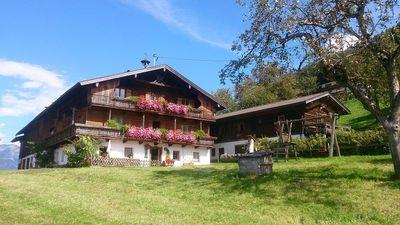 Staudachhof im Sommer