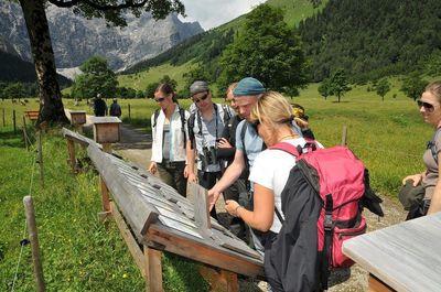 Nature Trail Eng Alm - Großer Ahornboden 2