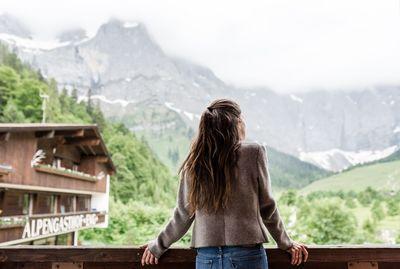 DIE ENG Alpengasthof und Naturhotel 9