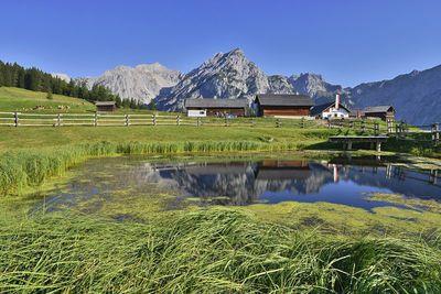 Over the Gan Alp to the Walder Alp 1
