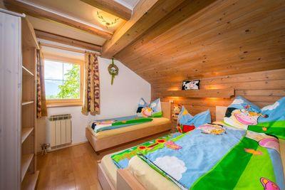 Wohnung Nussbaum Kinderzimmer