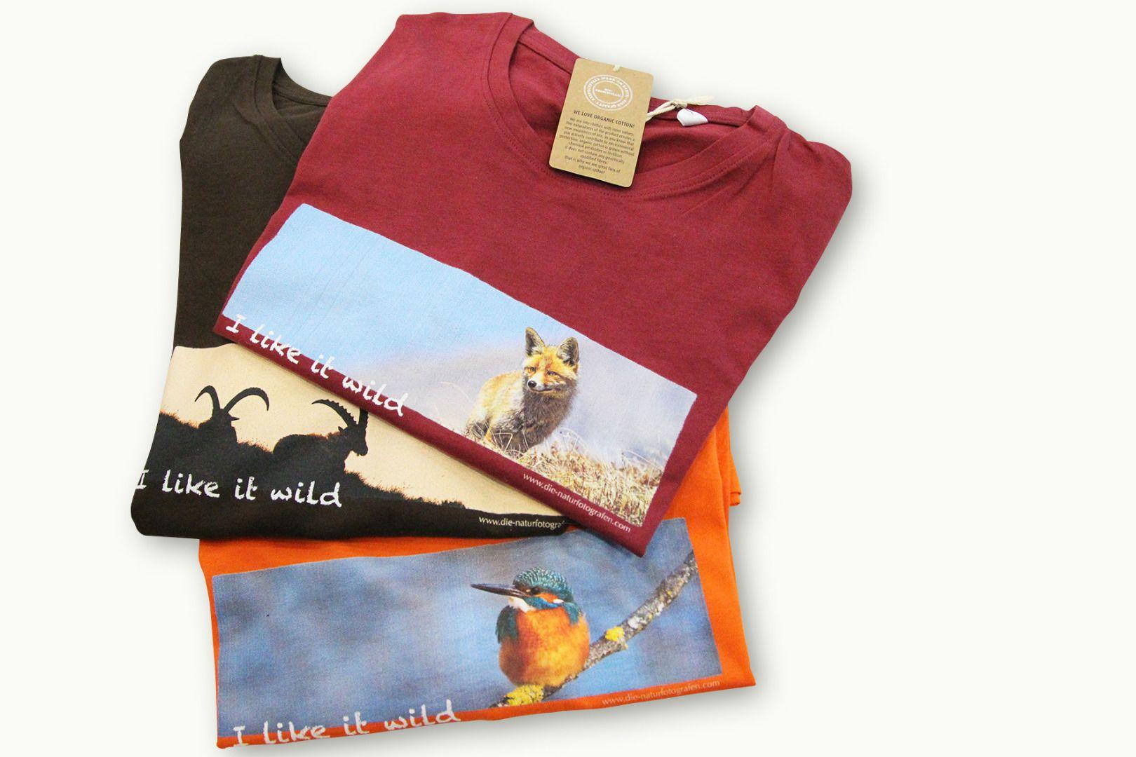 Die Naturfotografen - T-Shirts