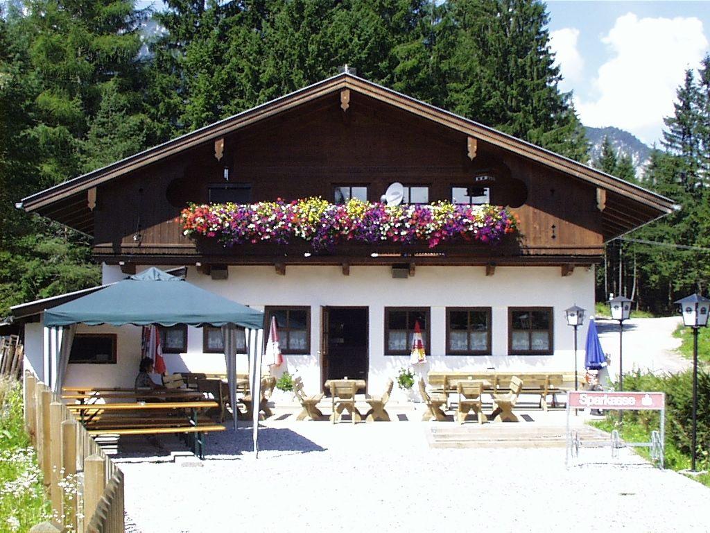 Gasthaus Jenbacher Rodelhütte