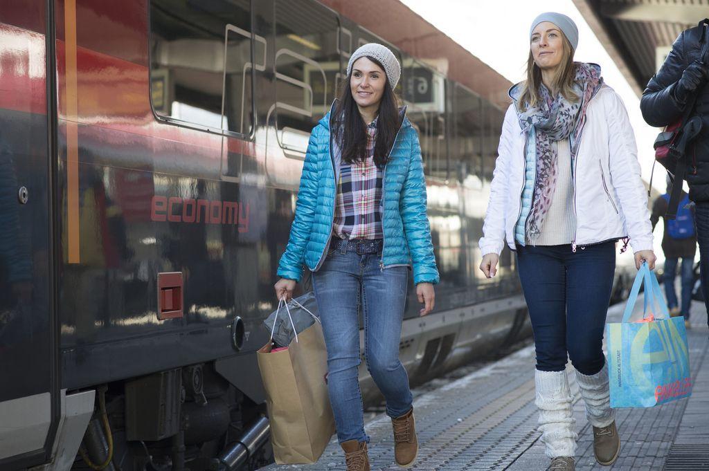 Train Station Schwaz
