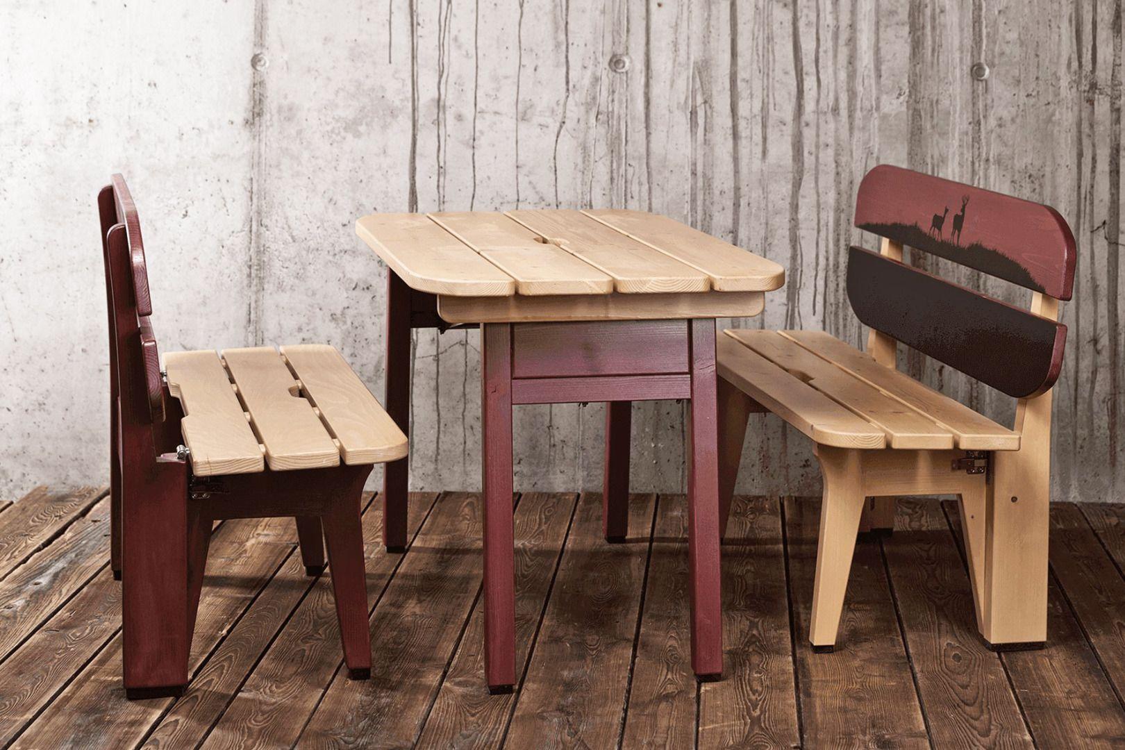 Tischlerei Knapp - Massivholz Tischset