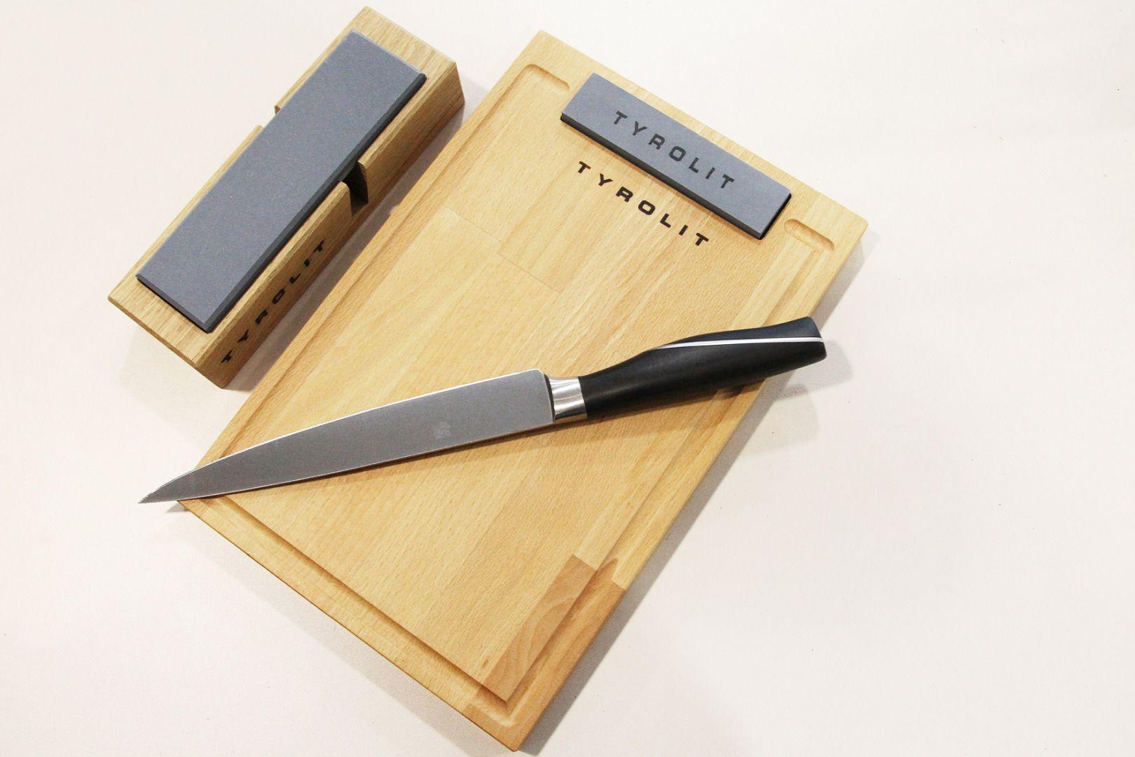 Messer und Schneidbretter Tyrolit Schleifmittelwerke Swariovski KG