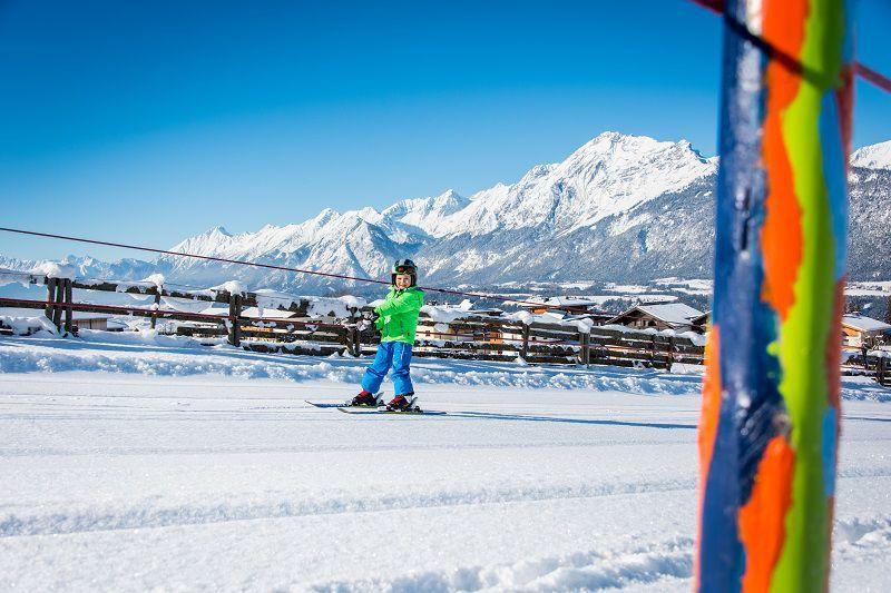 Schwanner Ski Lift Weerberg