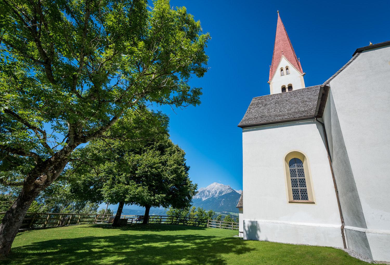 Alte Pfarrkirche Weerberg St. Peter