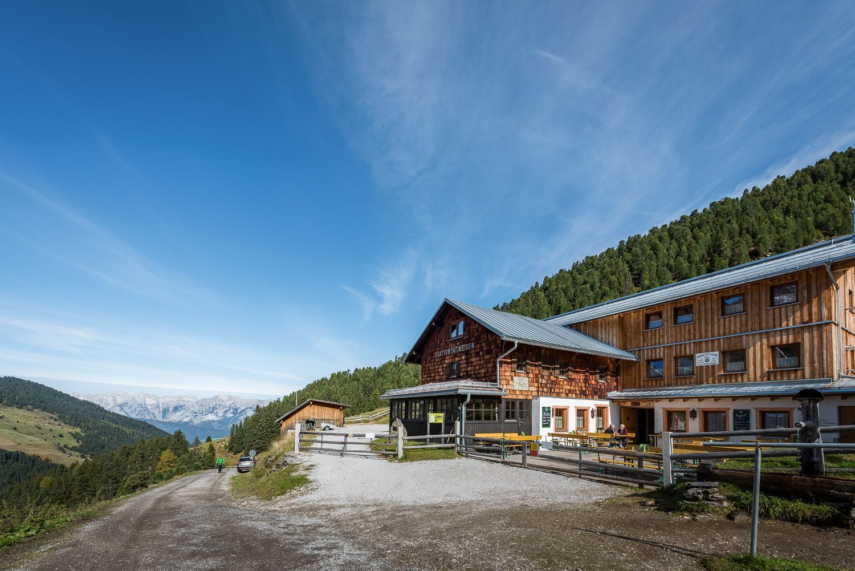 Weidener Hütte Cabin