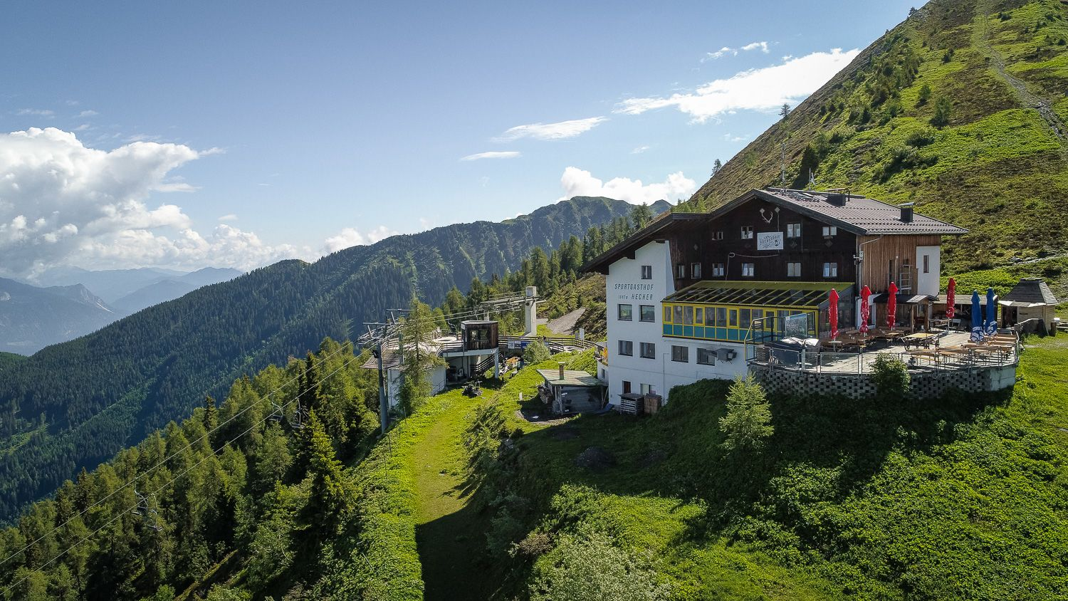 Hecherhaus Alpine Lodge
