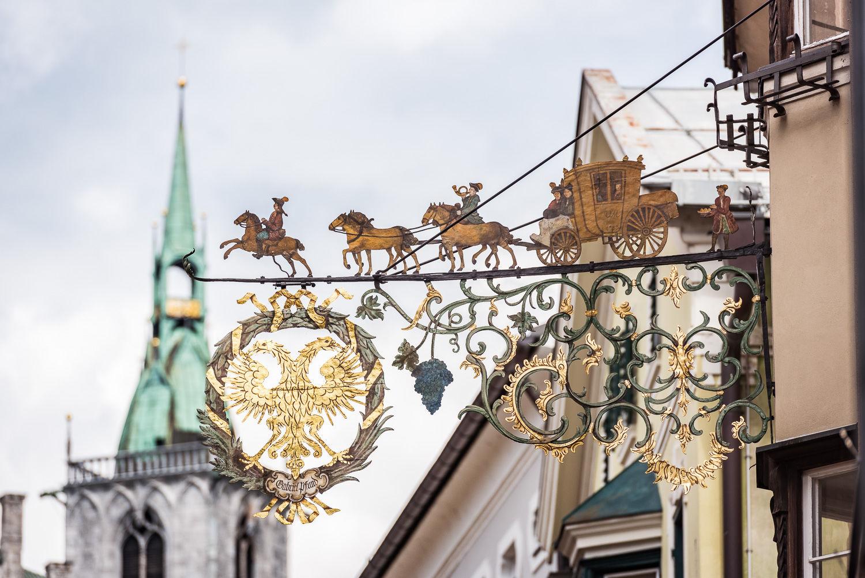 Die Altstadt Schwaz