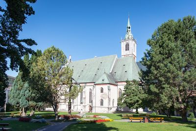 Parish Church Mary Ascension Schwaz 1