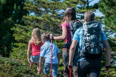 WEDNESDAY: Adventurous hike on Loassattel (Family Day) 4