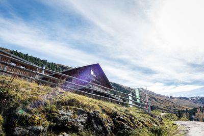 Weidener Hütte Cabin 1