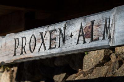 THURSDAY: Proxen Alm (Familyday) 3