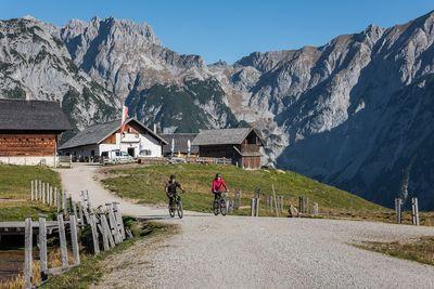 Walderalm Alpine Pasture 1