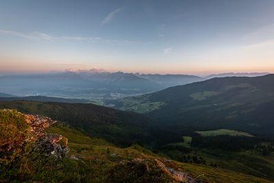 Via the Lafasteralm to Gilfert Peak 3